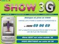 La 3G fait un Show Coquin